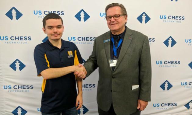 Українець став переможцем відкритого чемпіонату США