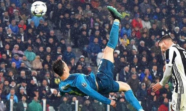 Два роки тому Роналду забив найкращий гол у своїй кар'єрі