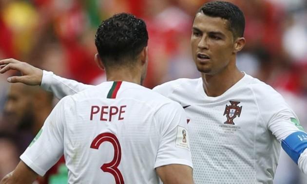 Португалія назвала склад на матч зі збірною України