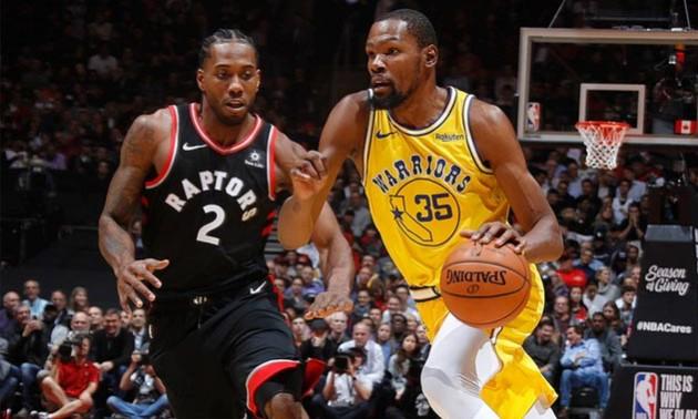 Торонто - Голден Стейт: розклад фінальної серії НБА
