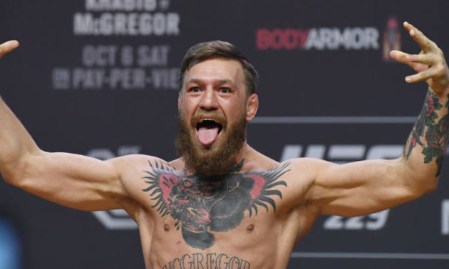 Президент UFC вказав дату повернення Мак-Грегора