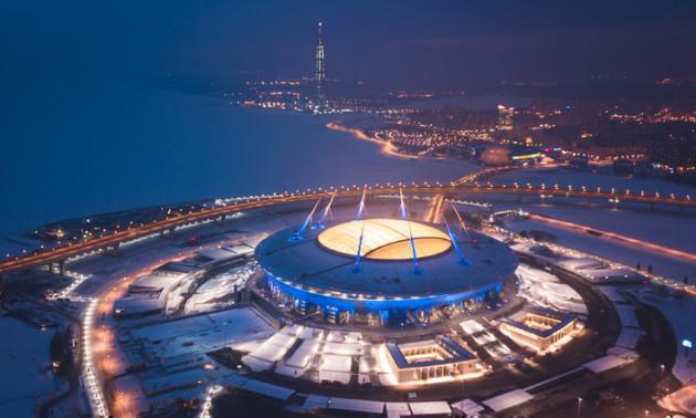 Санкт-Петербургу віддадуть матчі Дубліна на Євро-2020