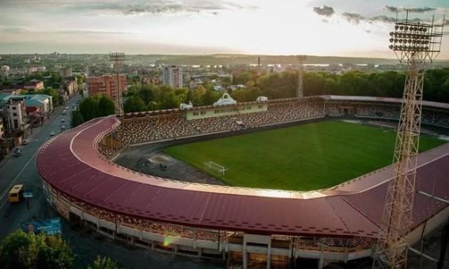 Тернопільський місцевий стадіон носитиме ім'я головнокомандувача УПА