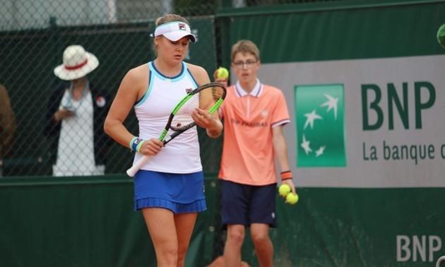 Козлова програла у першому колі US Open