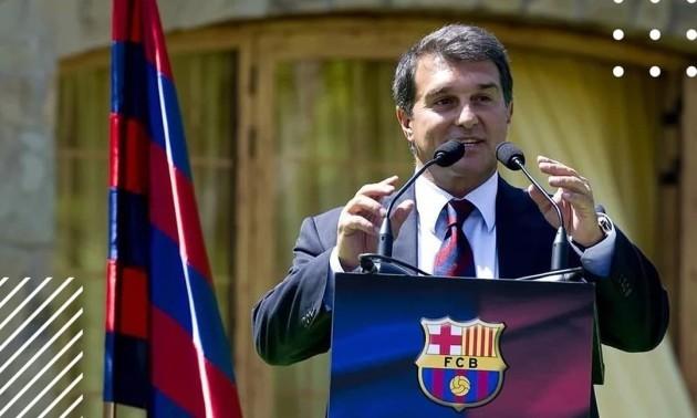 Лапорта відповів на питання про майбутнє Мессі у Барселоні