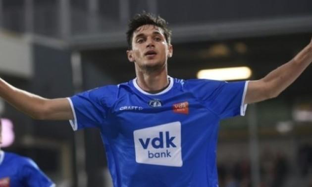 Яремчук знову відзначився голом за Гент