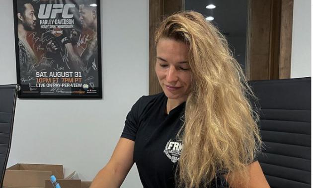 Визначилась суперниця Мороз в UFC