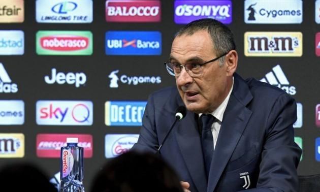 Саррі вказав причину заміни Роналду у матчі з Міланом