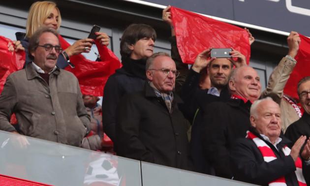 Президент Баварії невдоволений VAR