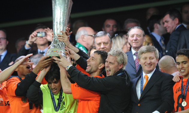 Рівно 10 років тому Шахтар виграв Кубок УЄФА