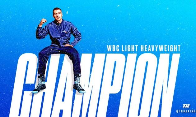 Гвоздик захистив титул WBC, перемігши технічним нокаутом Нгумбу