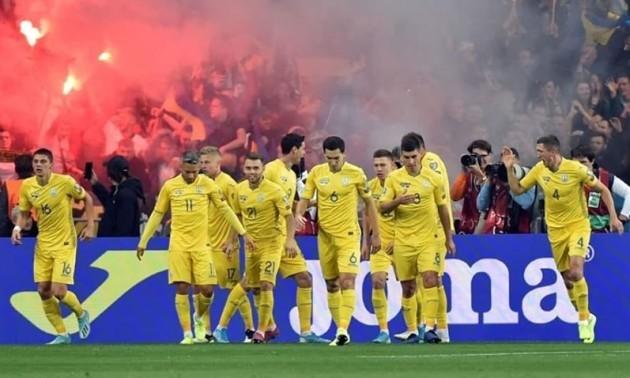 Євро-2020. Збірна України - Збірна Північної Македонії: матч-центр