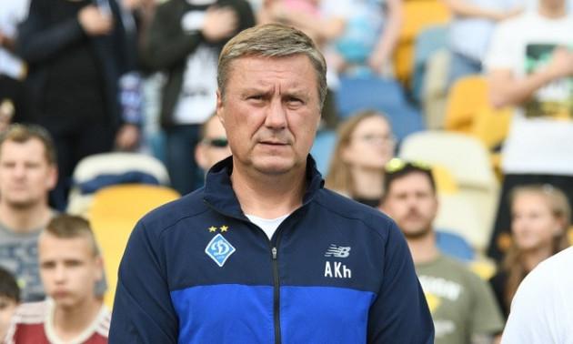Хацкевич продовжить тренувати Динамо