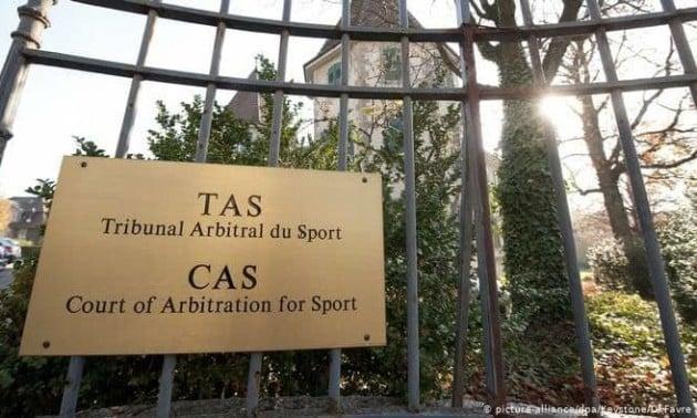 Гливинський: Рішення CAS - це справжнісінька ганьба