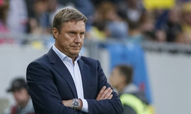 Хацкевич вказав на недолік Динамо
