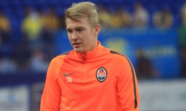 Коваленко відновився і може зіграти проти Динамо