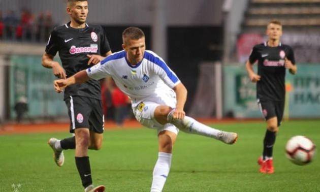Гравець Динамо відзначився гольовою передачею на молодіжному Євро