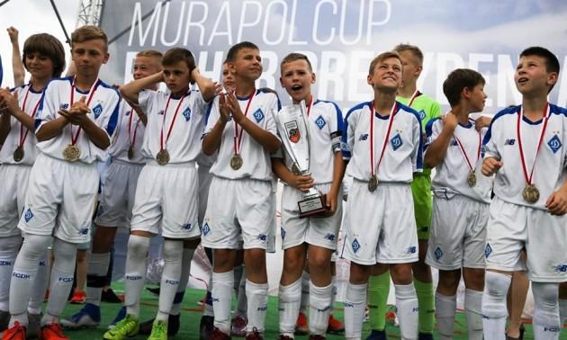 Динамо стало переможцем Murapol Cup