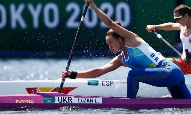 Лузан впевнено вийшла до півфіналу Олімпіади