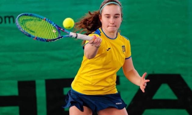 Українка виграла юніорський турнір в Англії