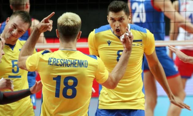 Огляд матчу Україна - Сербія в чвертьфіналі чемпіонату Європи