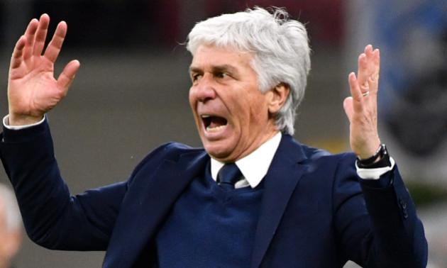 Гасперіні назвав завдання Аталанти на матч-відповідь з Валенсією