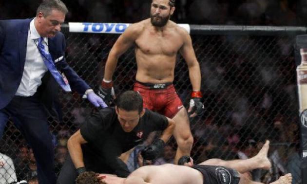 Масвідаль завдав найшвидшого нокауту в UFC