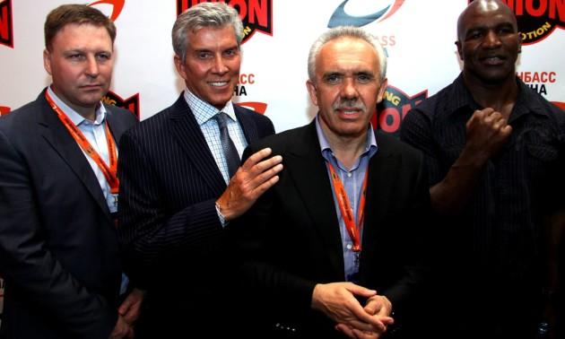 Історія дня. Як українцю пропонували 50 тисяч доларів за бій з легендою боксу