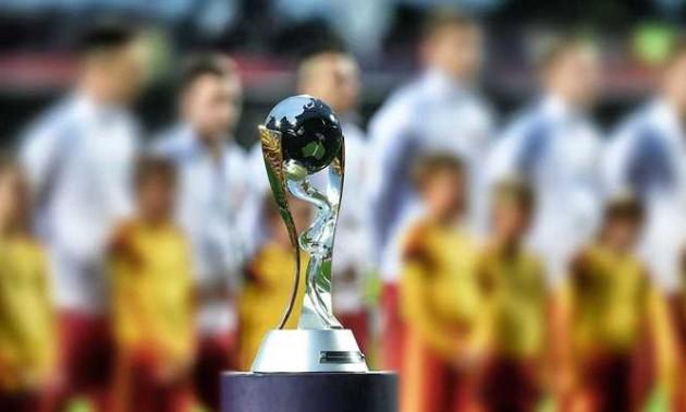 Збірна України дізнається своїх суперників на молодіжному Чемпіонаті світу-2019