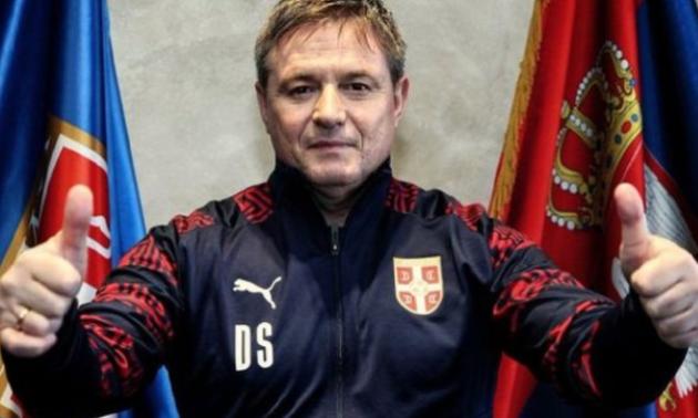 Легендарний хавбек очолив збірну Сербії