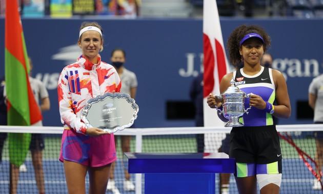 Осака - Азаренко: Огляд фіналу US Open