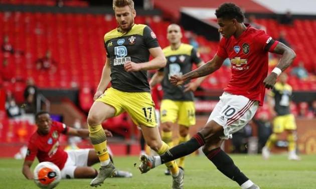 Манчестер Юнайтед - Саутгемптон 2:2. Огляд матчу