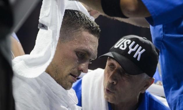 Ломаченко не буде тренером Усика у бою з Белью
