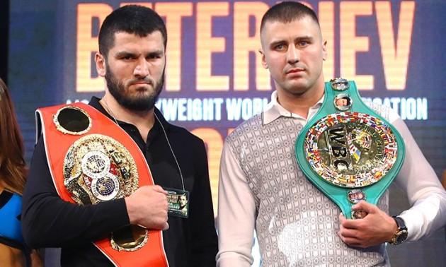 Усик підтримає Гвоздика під час бою з Бетербієвим
