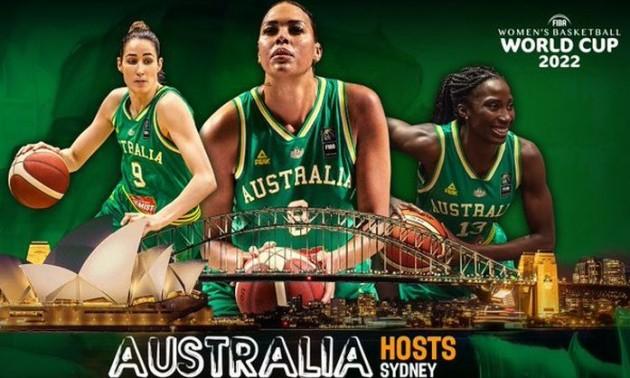 Чемпіонат світу-2022 відбудеться в Австралії
