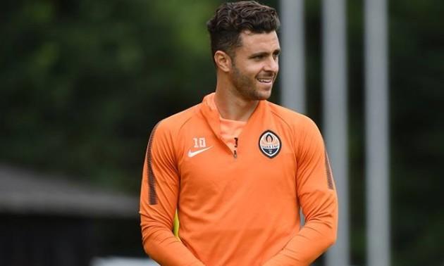 Мораес забив ефектний гол п'ятою у ворота Динамо
