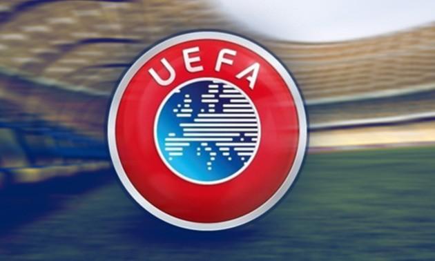 Україна піднялася на шість позицій у рейтингу УЄФА