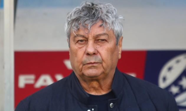 Луческу відреагував на своє майбутнє у Динамо