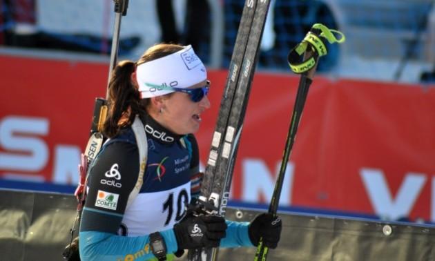 Сімон виграла масстарт на Кубку світу в Обергофі