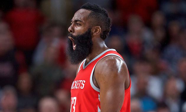 Харден встановив унікальний рекорд НБА