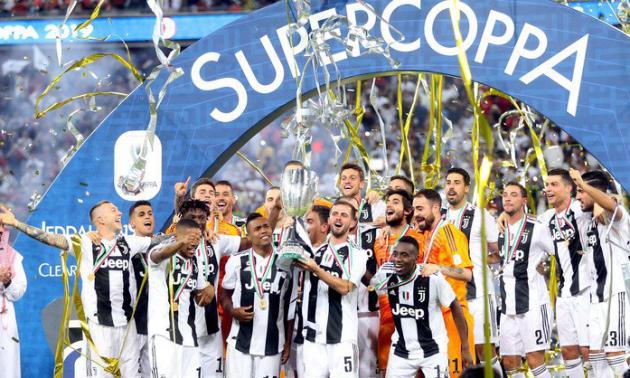 Суперкубок Італії відбудеться у Саудівській Аравії