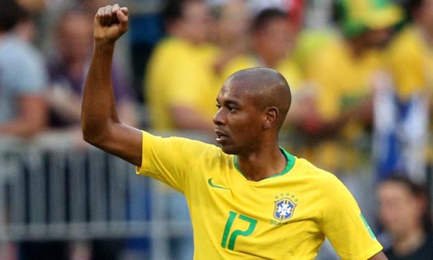 Фернандінью готовий повернутися у збірну Бразилії