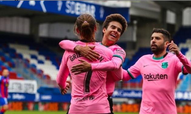 Ейбар - Барселона 0:1. Огляд матчу