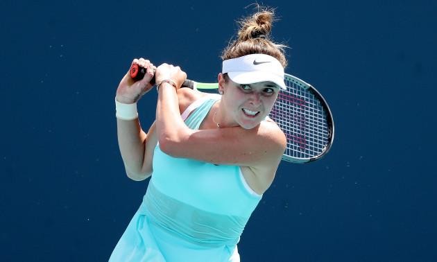 Світоліна програла Барті в півфіналі Miami Open