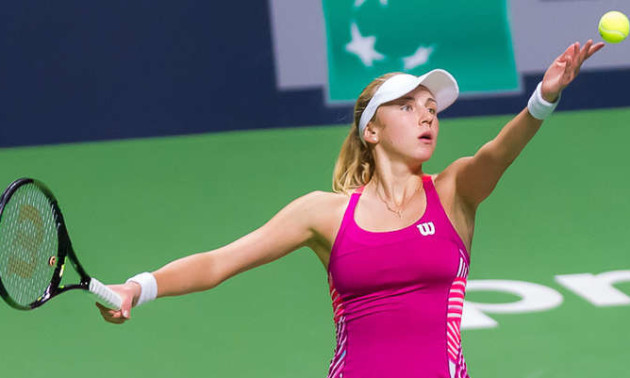 Кіченок потрапила у рейтинг тенісисток з найсильнішою подачею