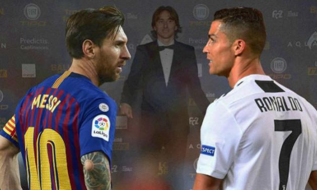 ФІФА оголосила претендентів на нагороду найкращого гравця року