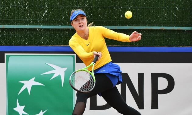 Світоліна заявилася на турнір WTA у Цинциннаті