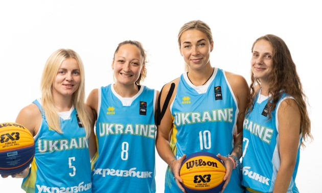 Жіноча збірна України поступилася росіянкам у матчі чемпіонату світу 3х3
