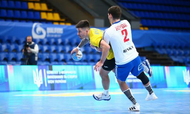 Збірна України програла Чехії у відборі на чемпіонат Європи