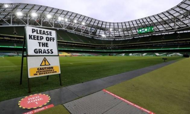 Ірландія може втратити право на проведення Євро-2020